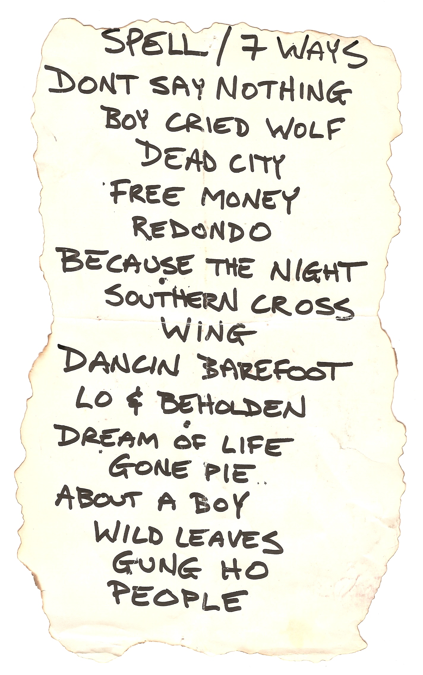 Patti-smith-setlist